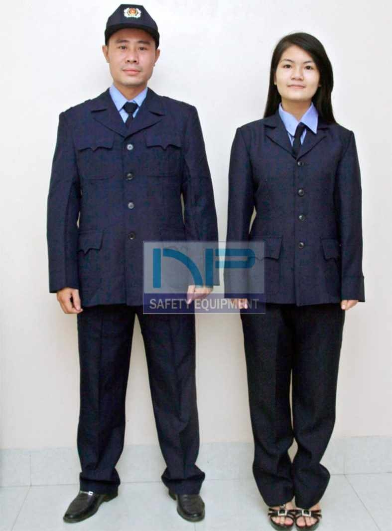 Áo bảo vệ đại cán (K82) màu tím than