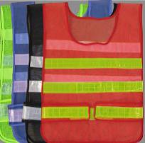 Áo lưới phản quang PQ1