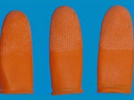 Bao ngón màu cam