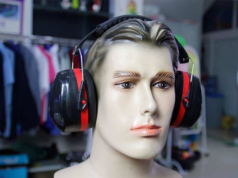 Bịt tai chống ồn Red BT006-Proshield