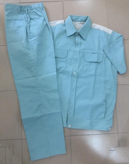 Bộ quần áo cộc tay vải Pangrim-Hàn Quốc