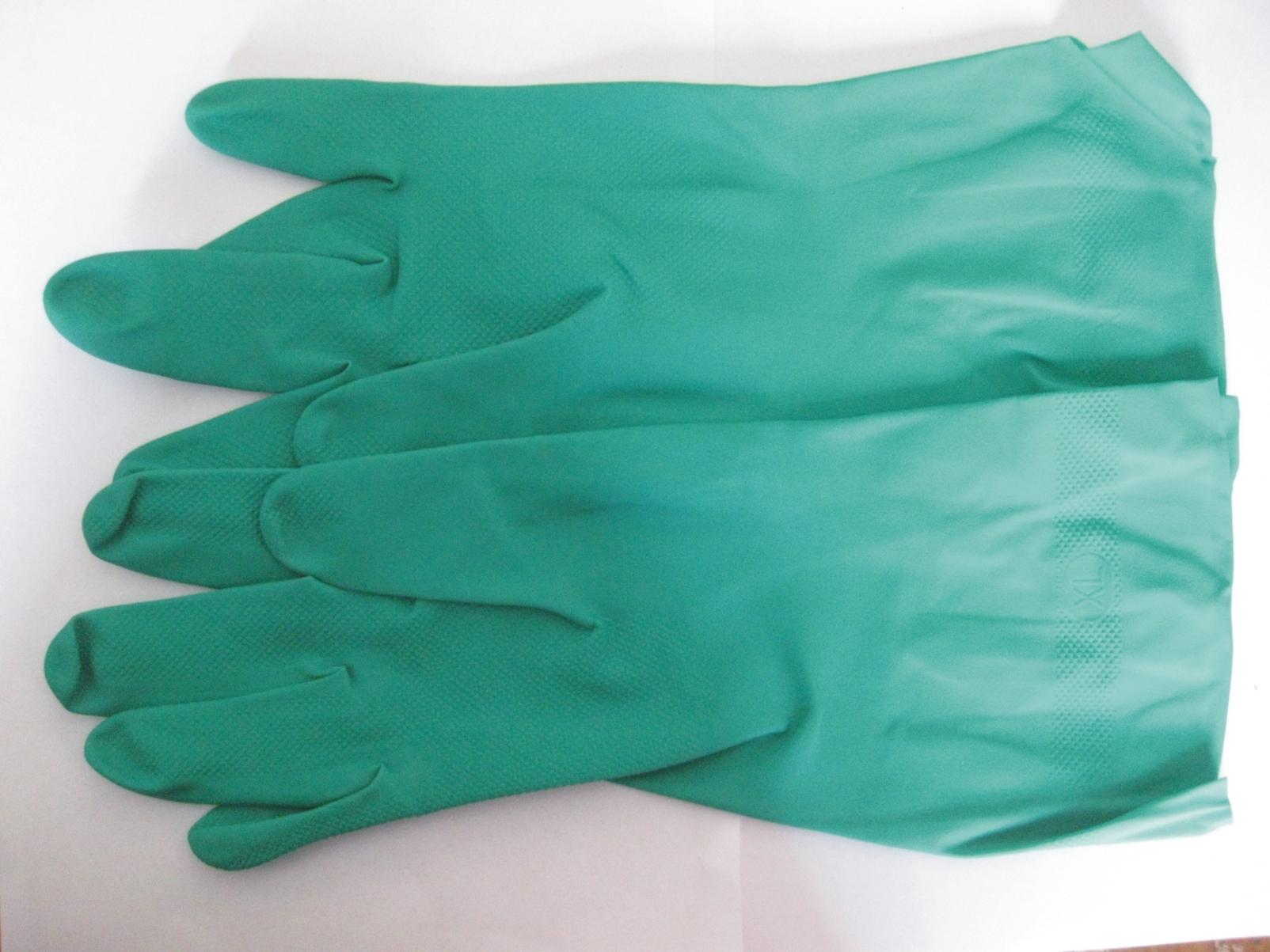 Găng tay chịu hóa chất ngắn Malaysia