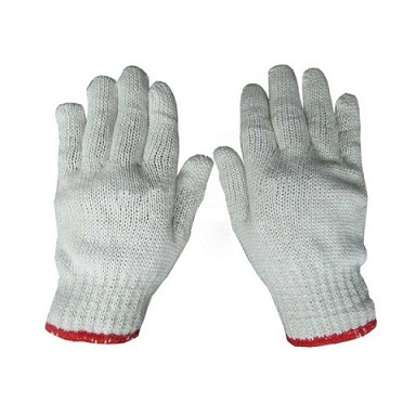 Găng tay vải sợi 40gr kim 7