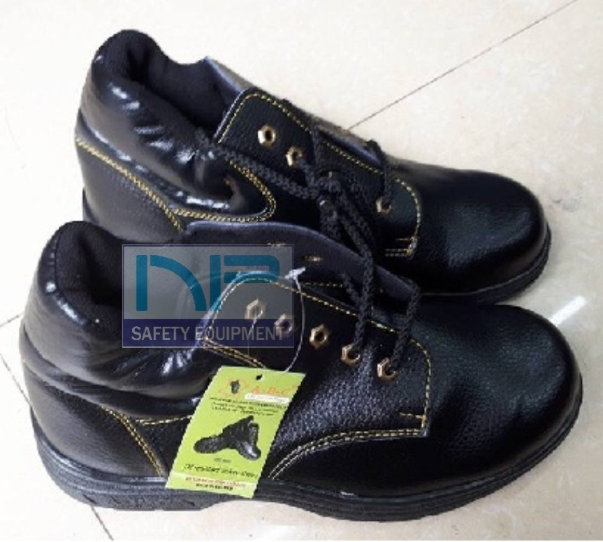 Giày ABC mũi sắt cao cổ