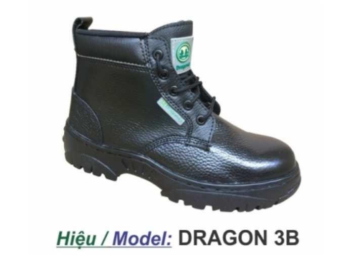 Giày mũi sắt cao cổ Dragon 3B