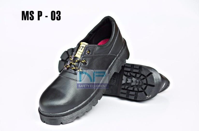 Giày mũi sắt chịu dầu NTT MSP-03