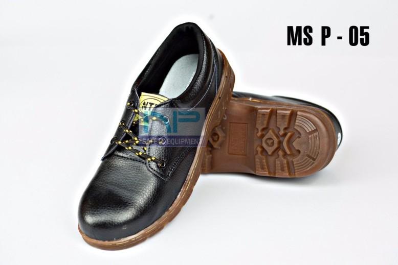 Giày mũi sắt đế kếp NTT MSP-05