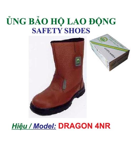 Giày ủng Dragon-4NR