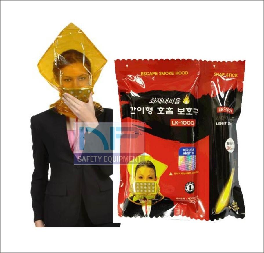 Mặt nạ phòng khói LifeKeeper- Hàn Quốc