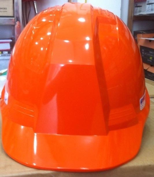 Mũ SSEDA- Hàn Quốc màu cam mặt vuông