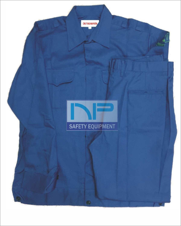 Quần áo bảo hô vải Pangzim-HQ màu tím than