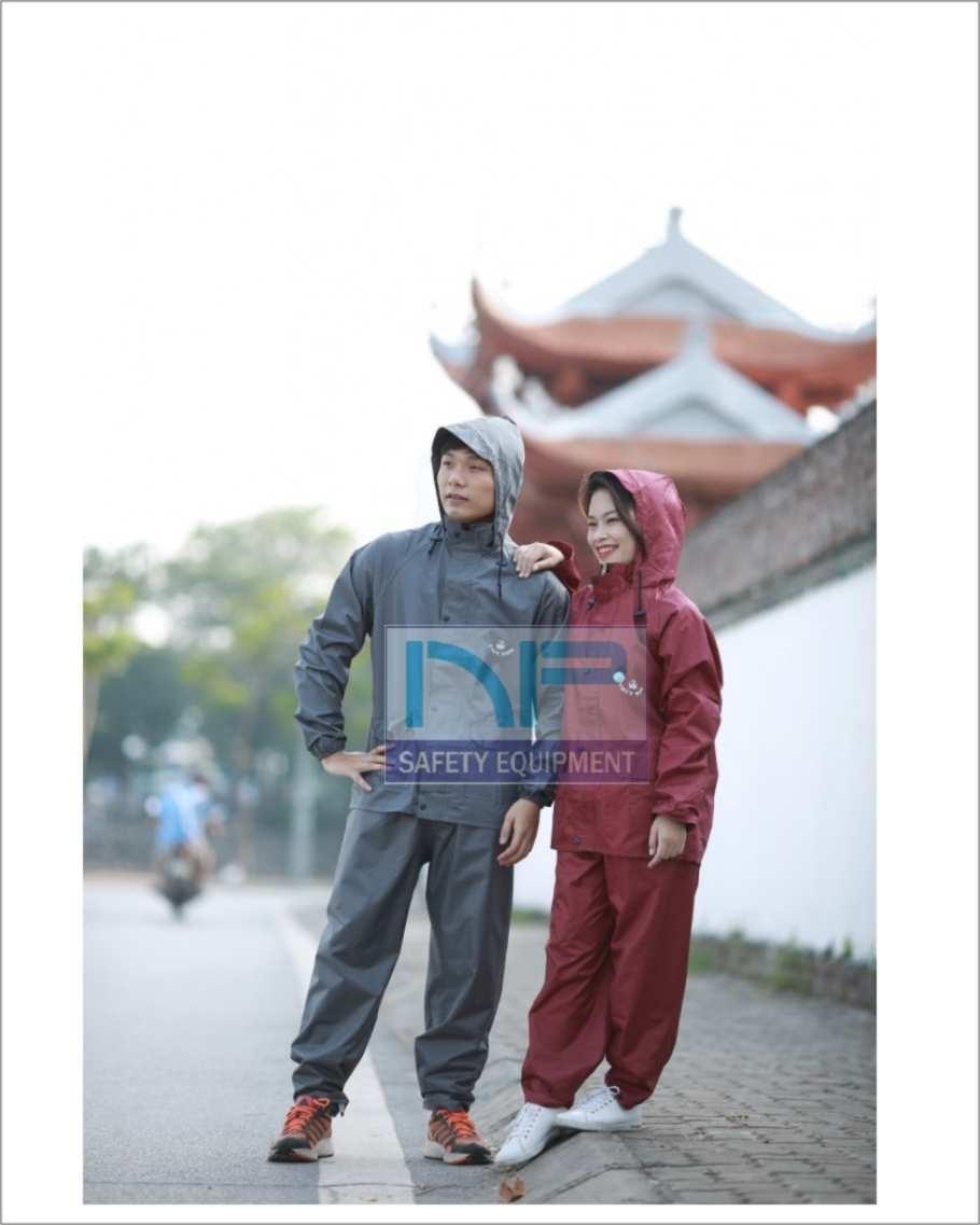 Quần áo mưa Thủy Sơn 01 lớp