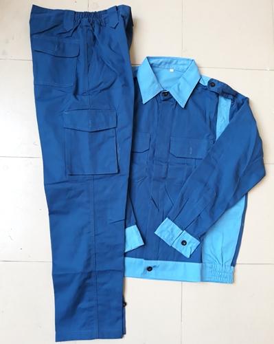Quần áo phối màu vải Pangrim- Hàn Quốc