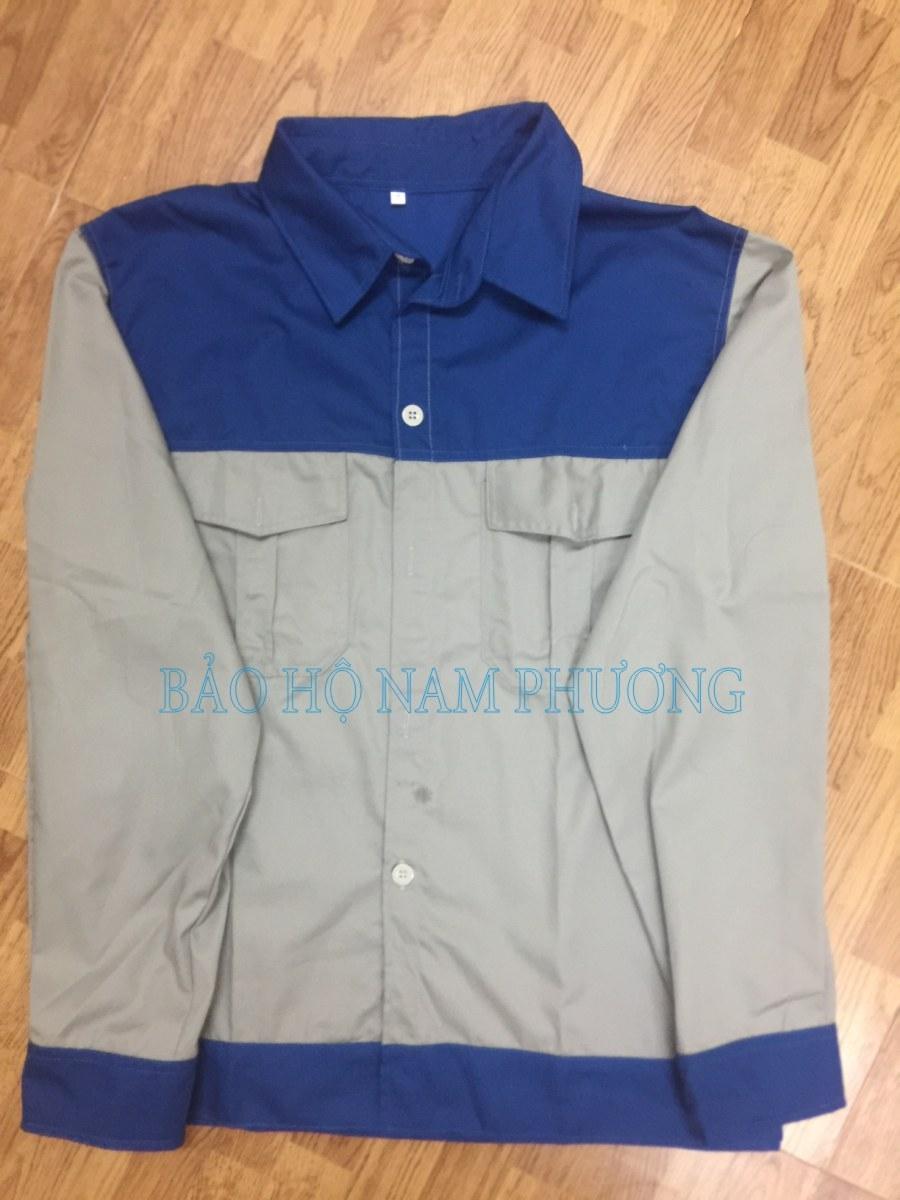 Quần áo phối màu vải Pangzim- Hàn Quốc