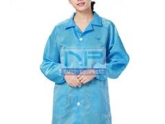 Áo blouse phòng sạch, chống tĩnh điện
