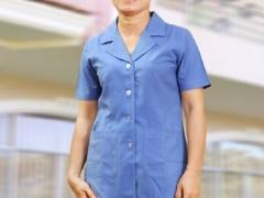 Quần áo cho nhân viên vệ sinh trong bệnh viện