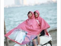 Áo mưa choàng 02 đầu Thủy Sơn
