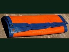 Bạt che màu xanh-cam loại dày (m2)
