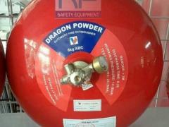 Bình cầu chữa cháy tự động XTZ6 (bột ABC)
