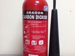 Bình cứu hỏa Dragon MT3-Khí CO2 (Việt Nam)