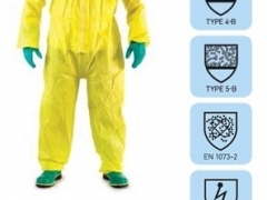 Bộ quần áo chịu hóa chất Microchem 3000