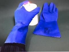 Găng tay chịu nhiệt, chịu hóa chất Pháp