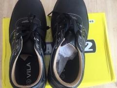Giày bảo hộ mũi sắt Vila V2