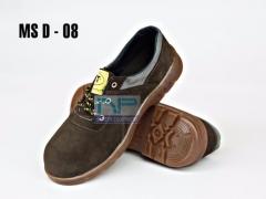 Giày mũi sắt cho thợ hàn NTT MSD-08