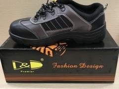 Giày mũi sắt D&D 07818- Singapore