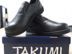 Giày mũi sắt không dây TAKUMI TSH-225Black
