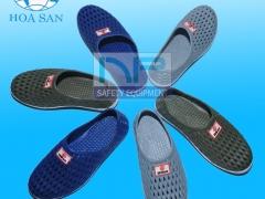 Giày rọ nhựa nam- nữ Hoa San