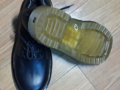 Giày thấp cổ mũi sắt Xuân Lan đế kếp