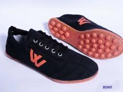 Giày Thượng Đình đế đinh màu đen