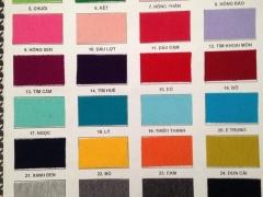 Mã vải áo thun (phông)