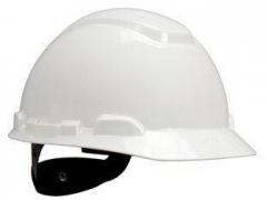 Mũ bảo hộ 3M- Hoa Kỳ(loại không có lỗ thoát khí) :trắng, xanh nước biển,vàng, cam, xám...
