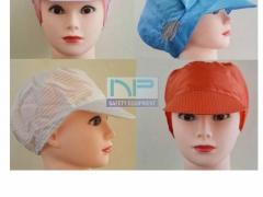 Mũ vải phòng sạch, chống tĩnh điện