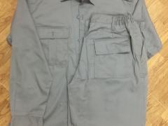 QA kaki Nam Định túi hộp màu xi măng(may sẵn)