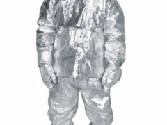 Quần áo tráng nhôm chống nóng 500 độ C