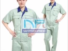 Quần áo bảo hộ khóa kéo (vải Pangrim-HQ)