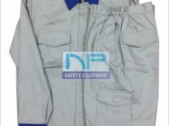 Quần áo bảo hộ phối màu Pangzim-HQ PL35-PL128