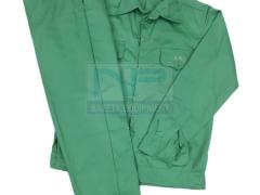 Quần áo kaki Nam Định màu xanh lá (đặt may)