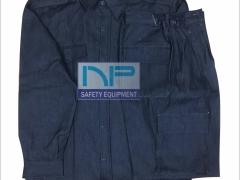 Quần áo vải bò cho thợ hàn