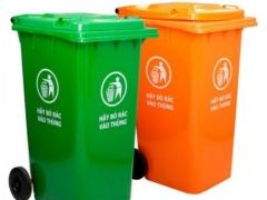 Thùng chứa rác thải y tế bằng composite (đủ loại)