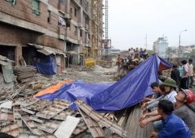Xây dựng nhà không che chắn bị xử lý như thế nào?